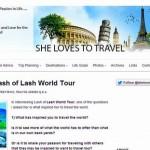 news - Lash - LashWorldTour - interview