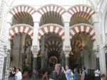 La Mezquita - The Great Mosque of Cordoba - Cordoba - Spain