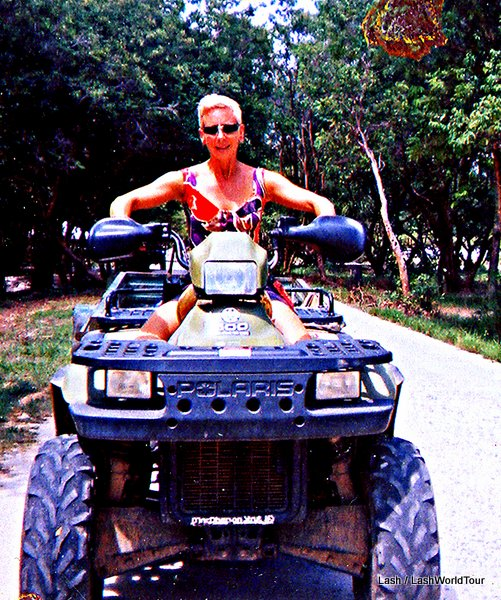 ATV - Survivor Thailand