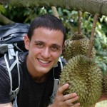 travel interview - Mark Weins - Migrationology - durians