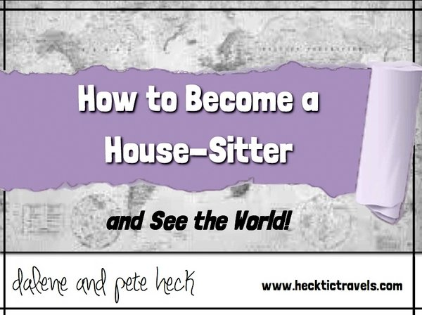 How to BEcome a House Sittter eBook