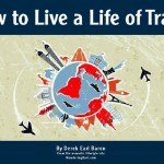 How to Live Life of Travel ebook - Darek Earl Baron - Wandering Earl