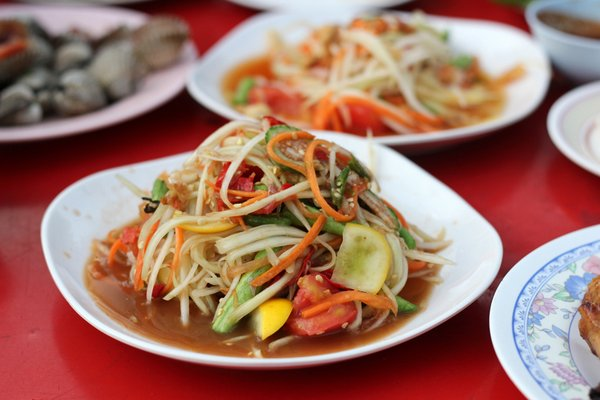 Mark Wiens Thai Food
