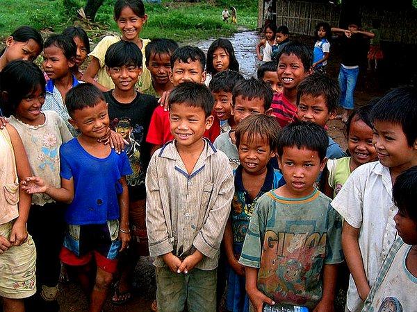 Cambodian children - Cambodia