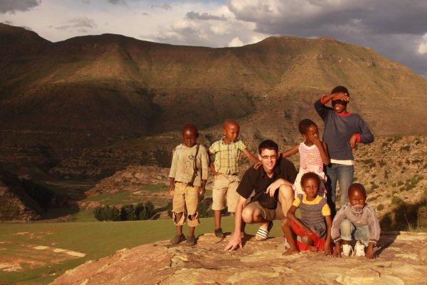 Dave's Travel Corner-Malealea-Lesotho