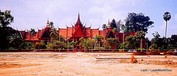 National Museum - Phnom Penh Cambodia