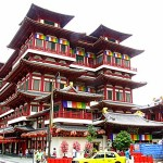Buddha Tooth Relic Temple & Museum - Singapore