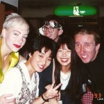 LashWorldTour - school party - Osaka - Japan