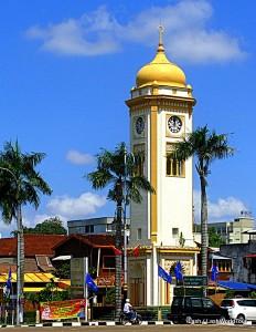 Clock Tower - Alor Setar - Malaysia