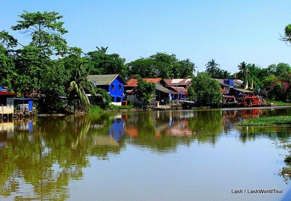 Kedah River - Alor Setar - Malaysia