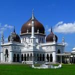 Zahir Mosque - Alor Setar - Malaysia