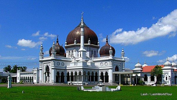 Alor Setar Malaysia  city photo : gorgeous Zahir Mosque – Alor Setar – Malaysia
