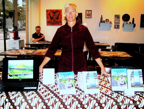 my book signing - St Petersburg - Florida