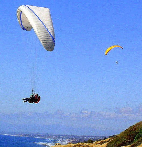 hang gliding - Australia