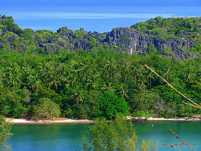 Koh Tarutao Island National Park - Thailand