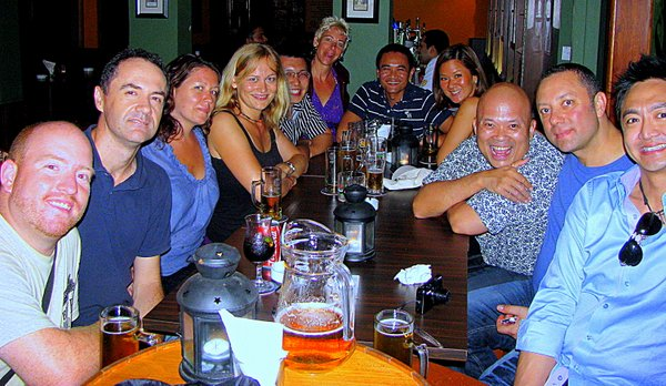 travel bloggers get together - Kuala Lumpur - Malaysia