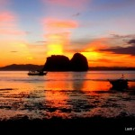 picctures of sunsets - Sunrise at Koh Ngai - Thailand
