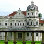 Colonial mansion in Penang - Malaysia