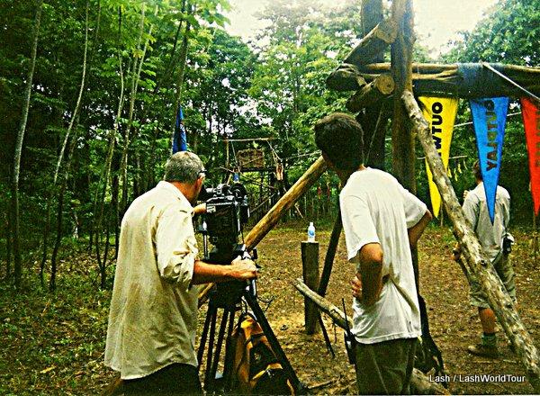 Survivor Amazon Crew Experiences