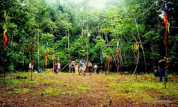 challenge set in Amazon