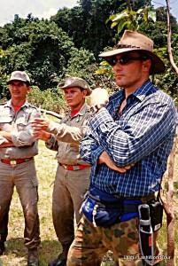safety crew and rangers - Amazon Survivor