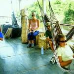 AMazon River Boat - Rio Negro - Brazil