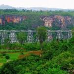 Gokteik Bridge - Myanmar