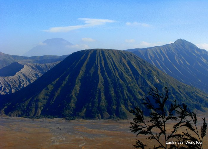 Mt Bromo in Java - Indonesia