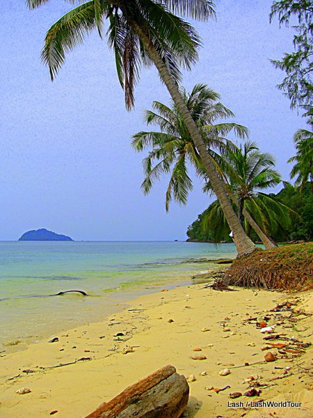 Koh Bulon beach