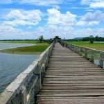 U'Bien's Bridge - Mandalay - Myanmar