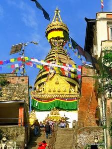 Swayambhanath Temple - kathmandu