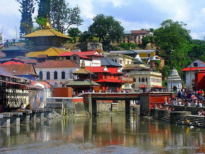 Pashupatinath Temple - Kathmandu - Nepal