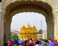 Golden Temple of Amritsar INdia