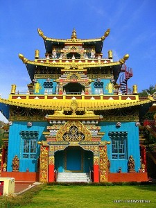 Zang Dok Pelri Temple in Rewalsar India