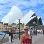 LashWorldTour at Sydney Opera House