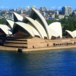 photos of Sydney Opera House from The Rocks