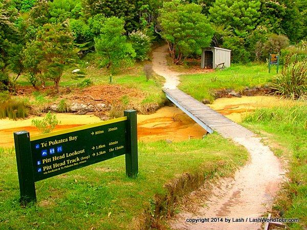 Abel Tasman Track - new Zealand