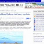 screen print of ALTB Bali article