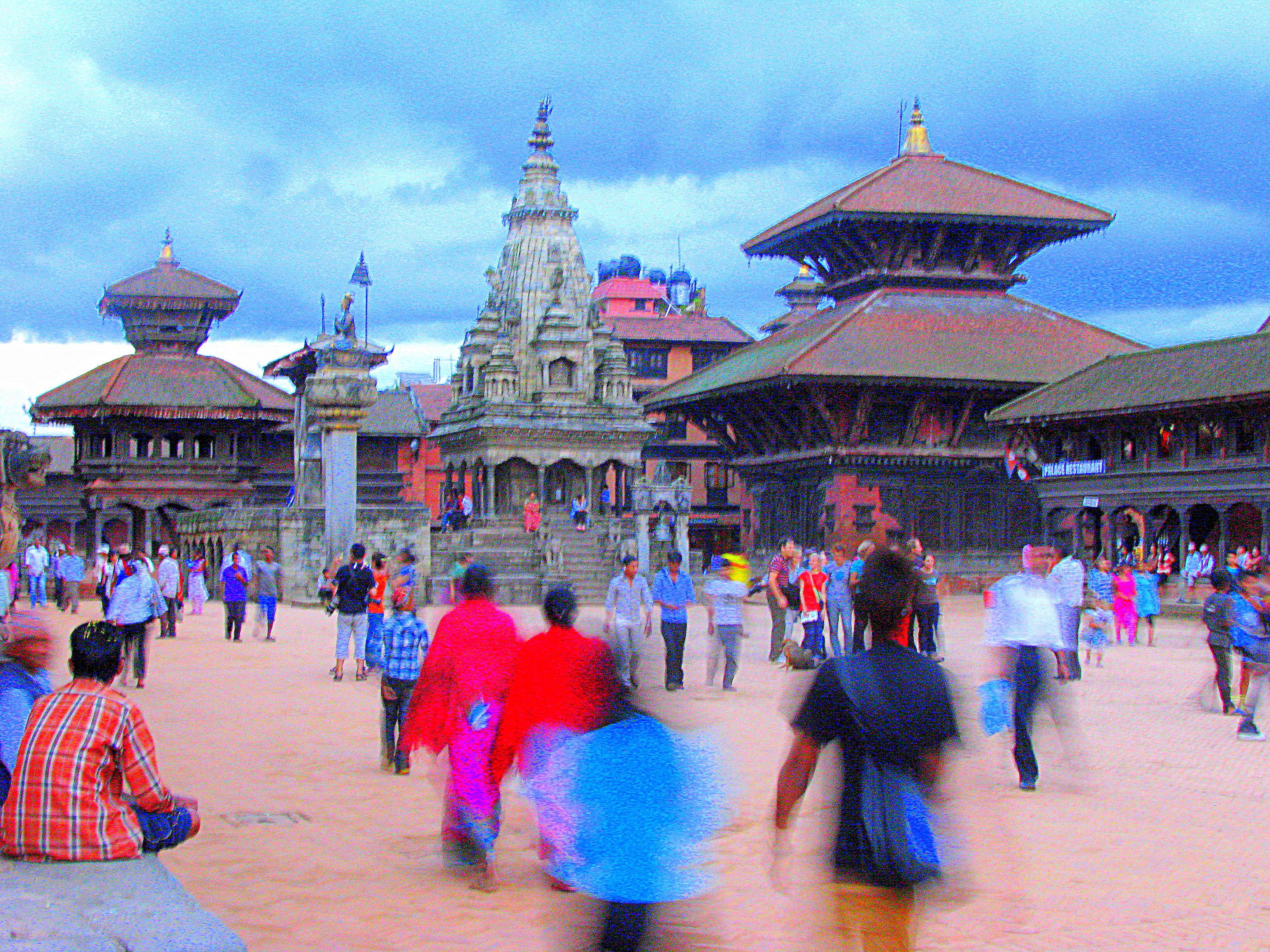 Durbar Square - Bhaktapur - Nepal