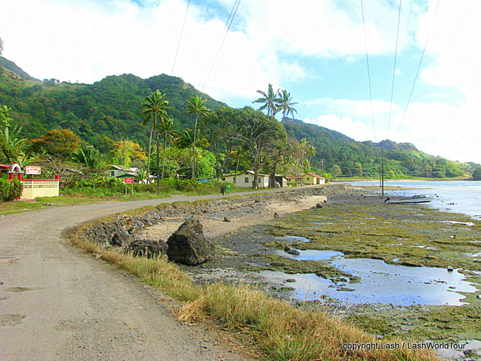 Ovalau Island - Fiji