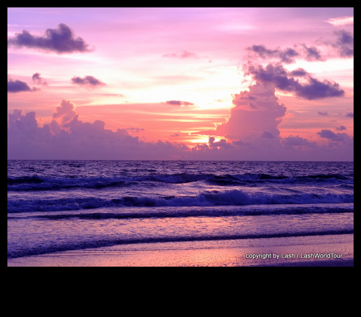 sunset beach essay I'm doing a description about a day trip in calais for my english essay the most i can remember is the peaceful place, clean etc i need to write something about the sunset using similes and metaphors.