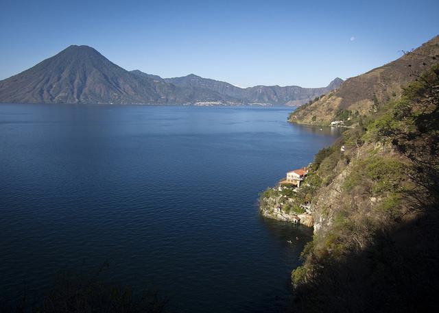 Lake Atitlan - photo by Shizoform on Flickr CC