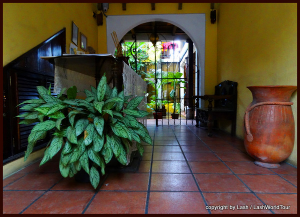 costs of budget travel in Guatemala include Antigua guest houses