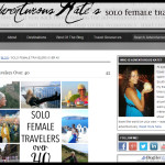 Adventurous Kate article on female travel bloggers over 40
