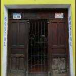 Hostal Entrance - Antigua Guatemala