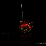 Fireworks at St Pete - Florida
