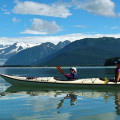 Kayaking in Alaska - photo by The CAbin on the Road - on Flickr CC