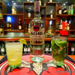 Bacardi Rum & cocktails