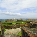 panoramic view of San Juan - Puerto Rico