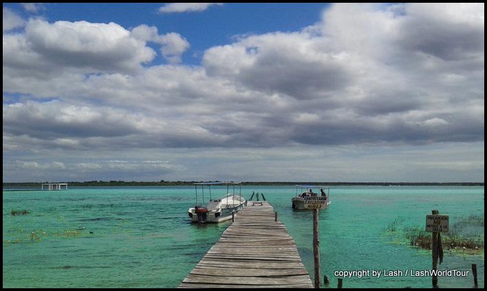 Lake Bacalar - Yucatan - Mexico